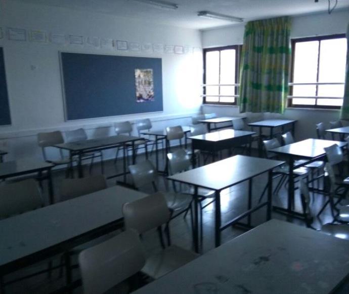 שביתה בבית ספר אורט מוצקין, קריית מוצקין