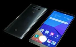 מכשיר ה-G6 של LG