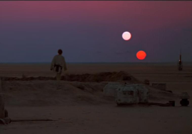 מלחמת הכוכבים, לוק סקייווקר. צילום מסך