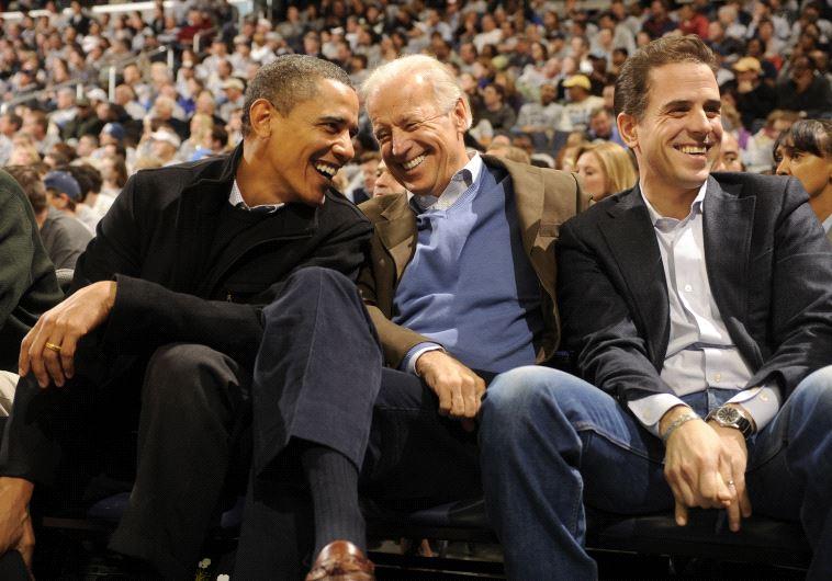 ג'ו ביידן, ברק אובמה. AFP