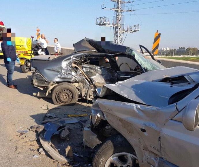 תאונת דרכים קטלנית בקריית אתא