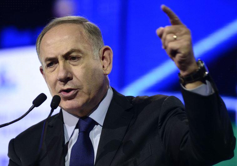 """נתניהו. לדבריו, """"עימות עם מדינה מוסלמית עם נשק גרעיני תגרום לנזק בלתי הפיך"""". צילום: פלאש 90"""