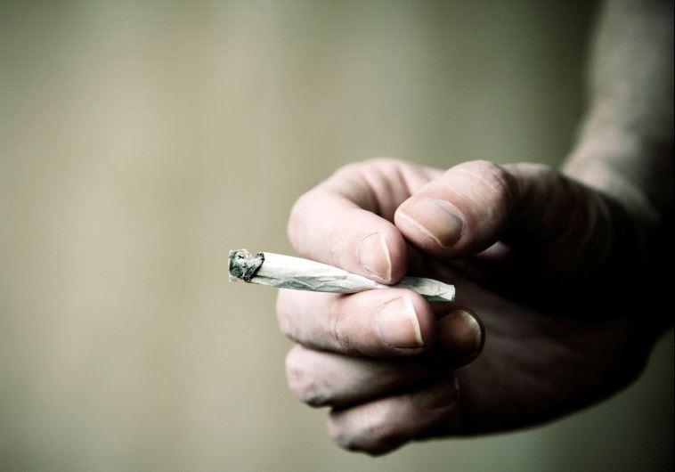 עישון סמים, אילוסטרציה