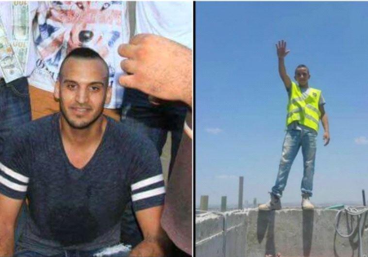 אמיר תכרורי (24) ואנאס עאבד (23) שנהרגו בפיצוץ במחסן זיקוקים