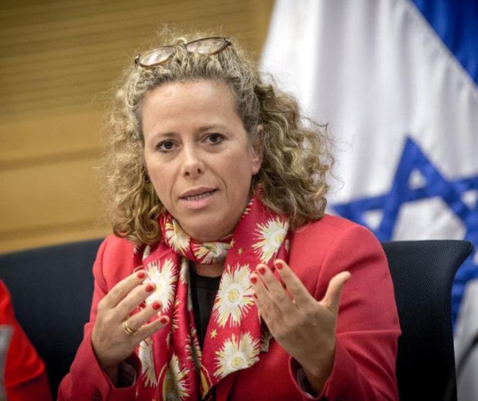 חברת הכנסת איילת נחמיאס ורבין