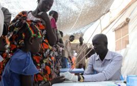 חיסונים למלריה