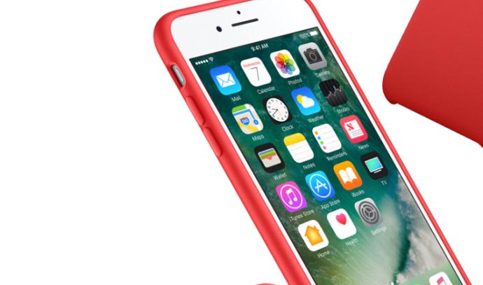 אייפון 7 אדום