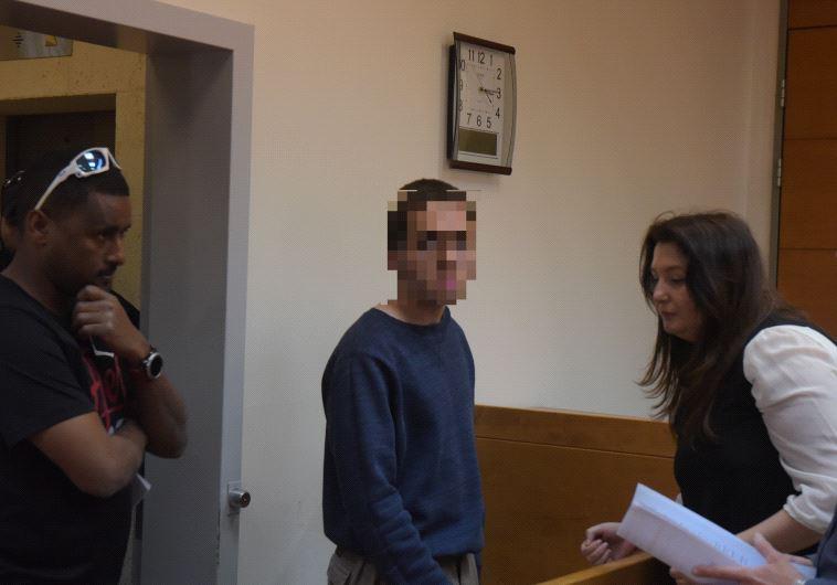 """החשוד באיומים על מוסדות יהודיים. יעמוד לדין בארה""""ב. צילום: אבשלום ששוני"""