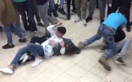 אלימות בבית הספר