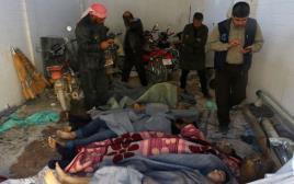 מתקפה כימית בסוריה