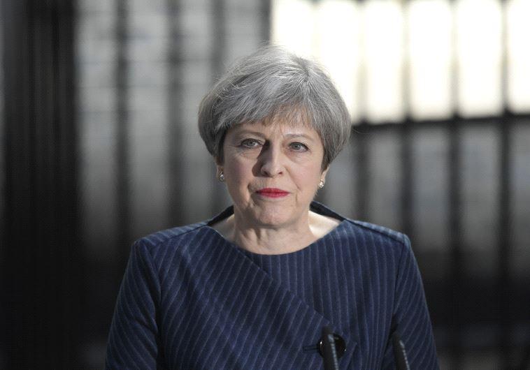 תרזה מיי, ראשת ממשלת בריטניה