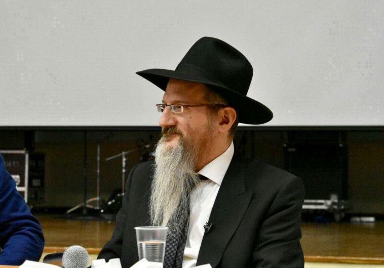 הרב הראשי של רוסיה ברל לזר . צילום: לימוד FSU