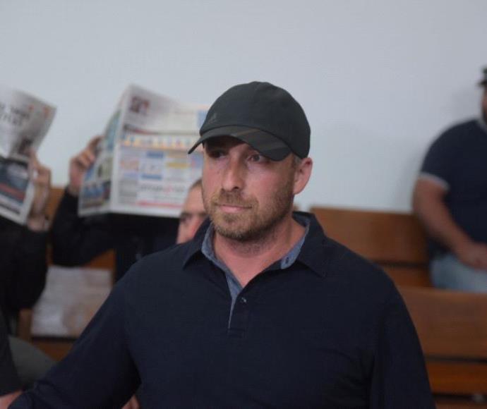 עמיר מולנר בבית המשפט