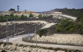 גבול לבנון ישראל
