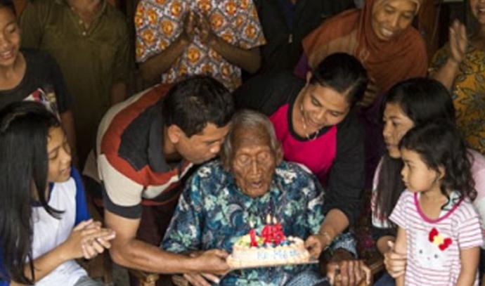 מת האיש הקשיש בעולםמת האיש הקשיש בעולם, סבא גוטו, בגיל 146