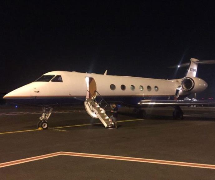 מטוסו הפרטי של ג'סטין ביבר בישראל