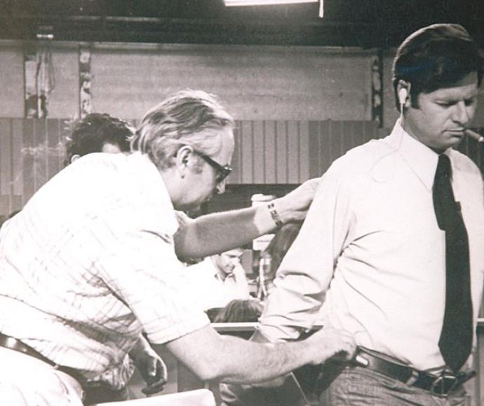 חיים יבין בשנת 1977