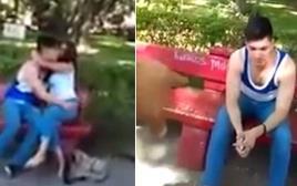 אבא תופס את החבר של הבת שלו על חם