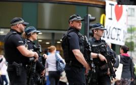כוחות משטרה במנצ'סטר