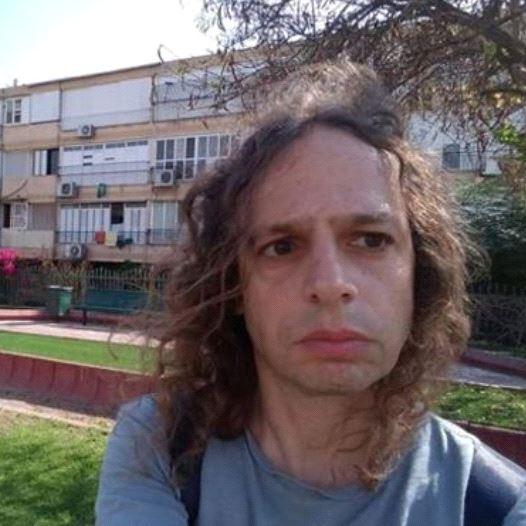 שיער שופע. אמיר חצרוני (צילום: פייסבוק)