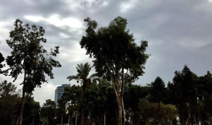 מזג אוויר סתווי