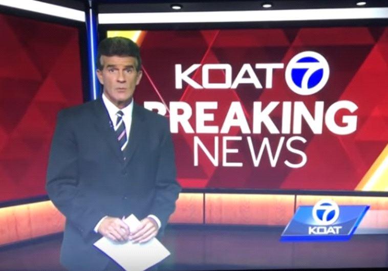 מגיש חדשות מאבד את זה בשידור חי