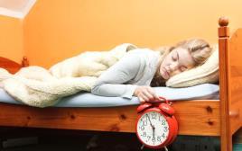 הסוד לשינה טובה יותר