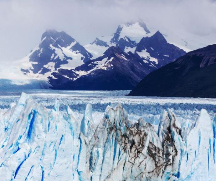 בעל ואישה נמצאו בתוך קרחון לאחר 75 שנים