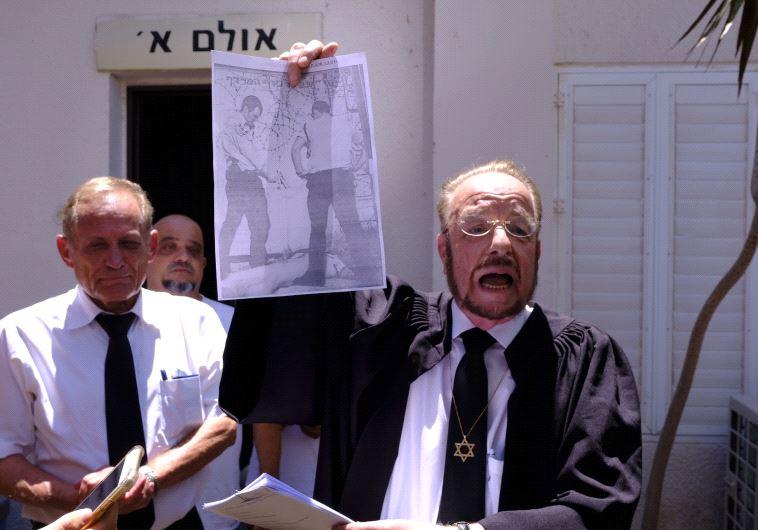 עורך הדין יורם שפטל, צילום: אבשלום ששוני