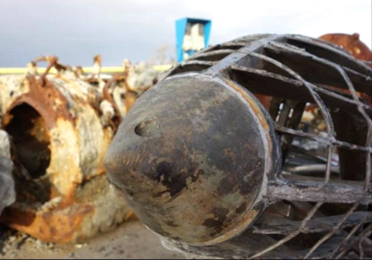 מעל 20,000 פריטים היסטוריים נמצאו בקרקעית הים