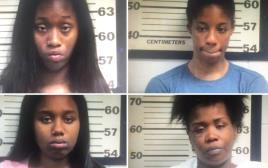 ארבע חשפניות מואשמות ברצח של שומרוני טוב
