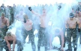 אימון בשלג