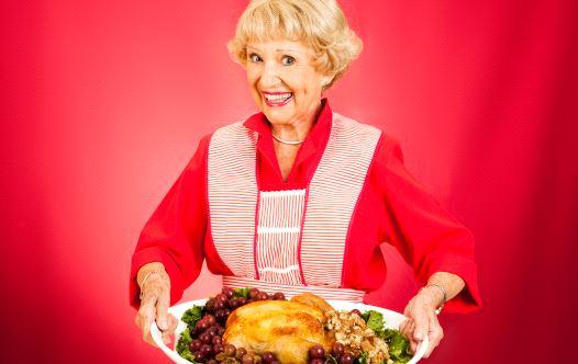 סבתא (צילום: ingimage ASAP)