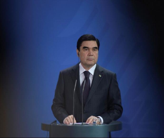 גורבנגולי ברדימוחמדוב, נשיא טורקמניסטן