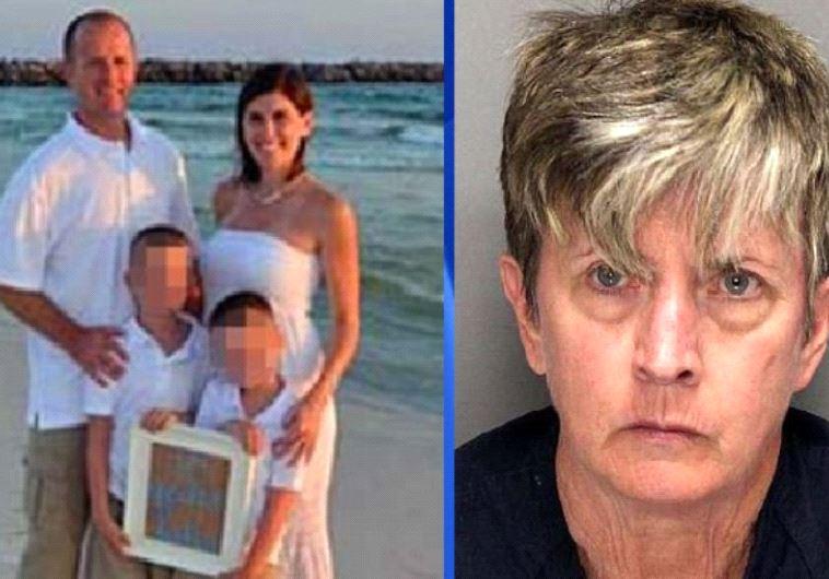 מואשמת לא רק ברצח אלא בהתאכזרות לילדים. וול ובני משפחתה