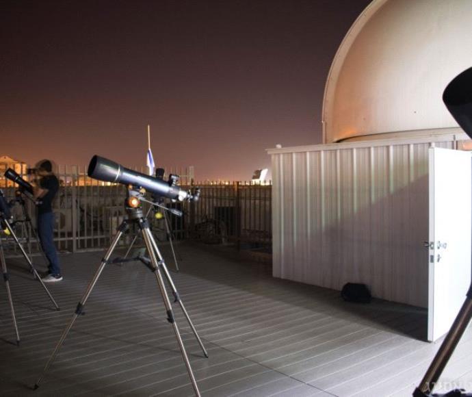 מרכז אסטרונומיה וחלל אורט רחובות