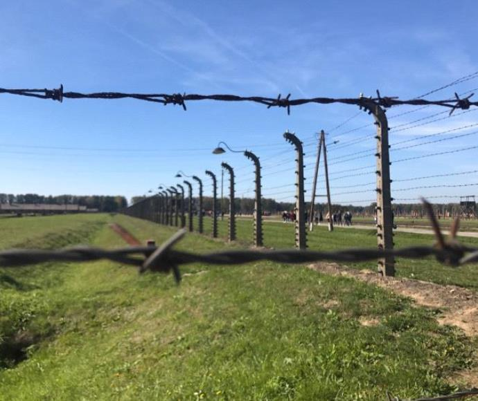 המסע לפולין של בני הנוער